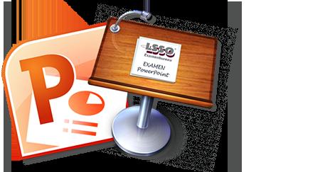 Examenbureau LSSO, examen PowerPoint