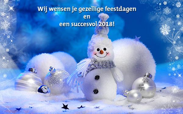 Examenbureau LSSO wenst je veel succes in 2018!