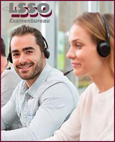 LSSO Opleiding Callcentermedewerker