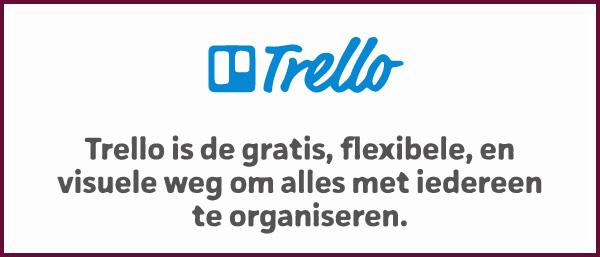 Projectbegeleiding met Trello | Examenbureau LSSO