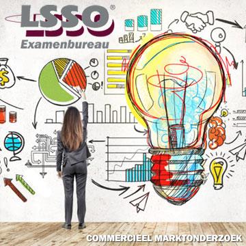 Informatie examens Commercieel marktonderzoek | Examenbureau LSSO