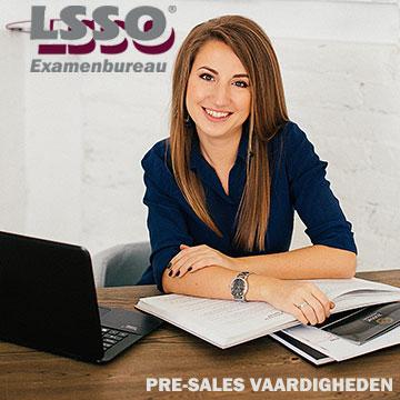 Informatie examens Pre-sales vaardigheden | Examenbureau LSSO