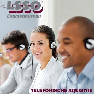 Informatie examens Telefonische Aquisitie | Examenbureau LSSO