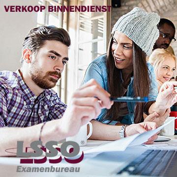 Informatie examens Verkoop Binnendienst   Examenbureau LSSO