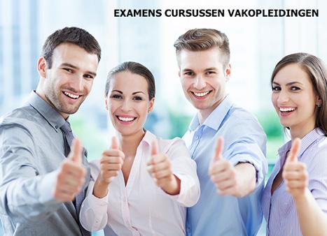 Examenbureau LSSO | Examens cursussen Vakopleidingen